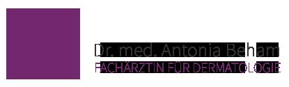 Dr. med. Antonia Beham Logo